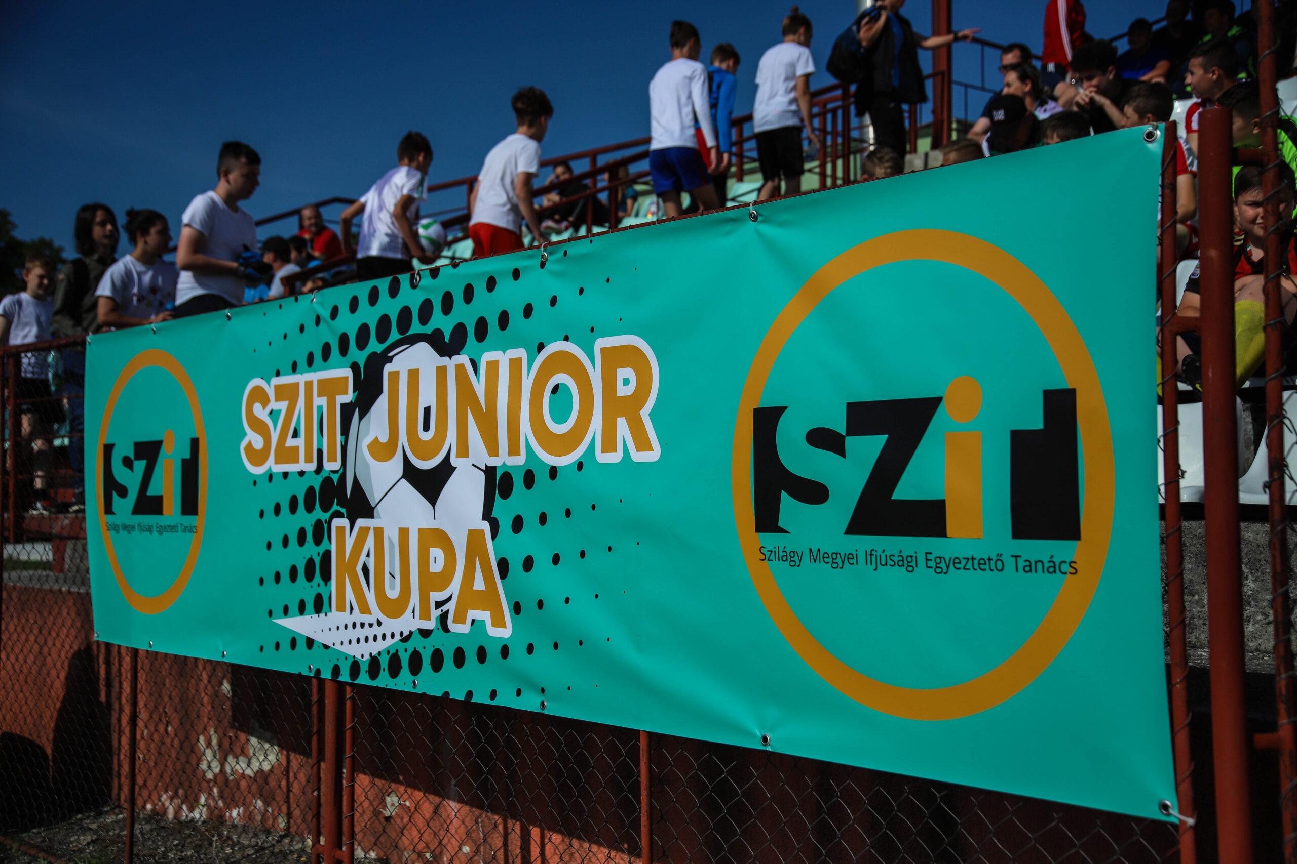 SZIT Junior Kupa 2021 🙂🟢⚫⚽️🇭🇺